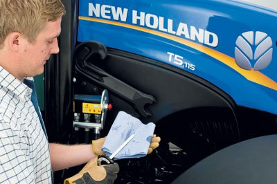 assistenza new holland