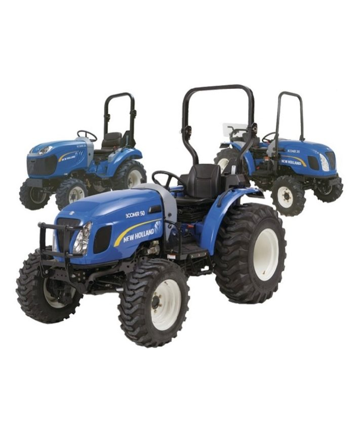 NEW HOLLAND BOOMER 20-25 contesrl salento