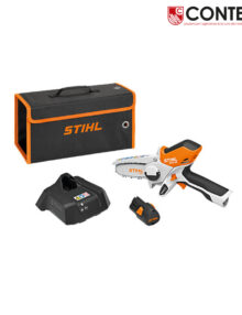 Stihl potatore GTA 26 con batteria AS 2 e caricatore AL 1
